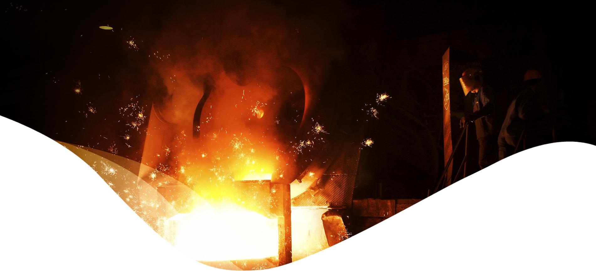 Estufas hogares y chimeneas de hierro fundido para le a y - Chimeneas de hierro fundido ...